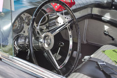 1957 Ford Thunderbird Interior Royalty Free Stock Photos