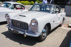 1957 Lancia Appia Pininfarina Royalty Free Stock Photography
