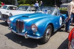1957 Lancia B20 μετατρέψιμη Στοκ Εικόνες