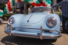 1957 Porsche 365 Coupé Stock Afbeeldingen