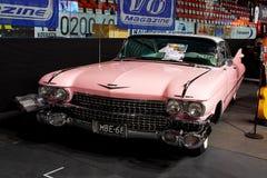 1959年卡迪拉克小轿车 免版税库存图片