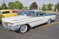 1959年Oldsmobile动态88 免版税库存图片