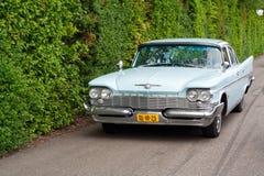 1959 Chrysler Newyorker stock foto's