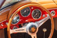 1959 Convertibel Porsche Royalty-vrije Stock Foto