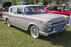 1959 Pink Rambler Stock Photography