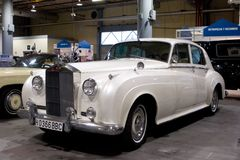 1959 Rolls Royce Silver Cloud Royalty Free Stock Photo