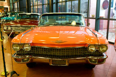 1960年卡迪拉克de Ville Coupe 免版税图库摄影