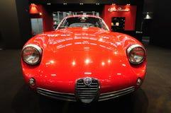 1960 alfa cody giulietta Romeo sz tronca Zdjęcie Royalty Free