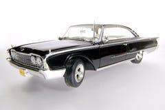 1960 car ford metal scale starliner toy wideangel Στοκ φωτογραφίες με δικαίωμα ελεύθερης χρήσης
