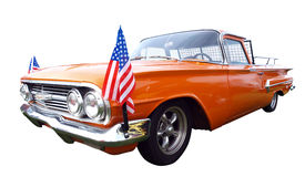 1960 Chevrolet El Camino. Isolated with clipping path Royalty Free Stock Photography