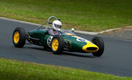1960 Lotus 18FJ  race car Stock Images