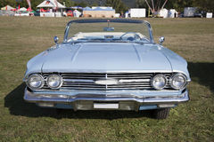 1960s American Convertible Royalty Free Stock Photo