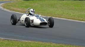 1961 carro de corridas dos Gemini Mk3A-FJ imagens de stock