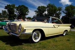 1961 Chrysler Windsor 2D HT Stock Photography