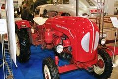 1961 diesel- porsche standard t Arkivbild