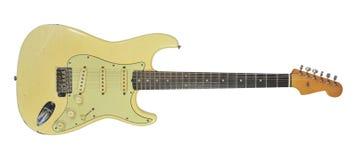 1961 Stootkussen Stratocaster royalty-vrije stock foto