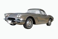 1962年Chevrolet Corvette小轿车 库存图片