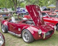 1962 AC de Open tweepersoonsauto van de Cobra Royalty-vrije Stock Foto