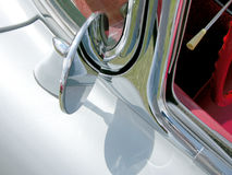 1962 Corvette Mirror Royalty Free Stock Photos