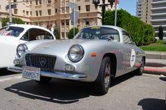 1962 Lancia Appia GTE Zagato Stock Foto