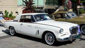 1962 Studebaker GT Hawk Royalty Free Stock Image