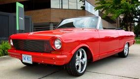 1963 Chevy II Custom Royalty Free Stock Image