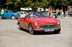1963 MG MGB Royalty-vrije Stock Fotografie
