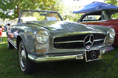 1964 Mercedes Benz 230 SL convertible Stock Photos