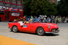 1964 Triumph Spitfire Royalty Free Stock Image