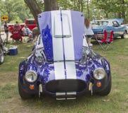 1965年福特Shelby眼镜蛇引擎 图库摄影