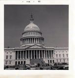 1965年编译的资本dc 库存照片