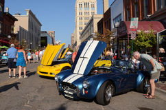 1965 Cobra Royalty Free Stock Photography