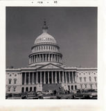 1965 de HoofdBouw, gelijkstroom Stock Foto's