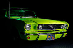 1965 Ford Mustang Stock Photography