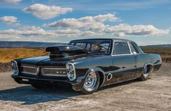 1965 PONTIAC GTO Royalty Free Stock Images