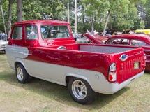 1966年福特Econoline卡车 免版税库存照片