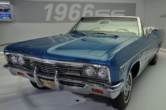 1966 Chevrolet Impala SS 427 Convertible Stock Photography