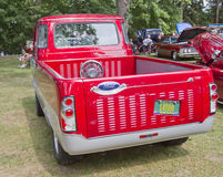 1966 de Rug van de Vrachtwagen van Econoline van de Doorwaadbare plaats Royalty-vrije Stock Foto's