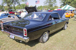1966 Ford Fairlane Side View Royalty Free Stock Photo
