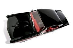 1966 het stuk speelgoed van de het metaalschaal van Pontiac GTO auto fisheye #7 Royalty-vrije Stock Afbeelding