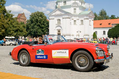 1967 Austin-Healey 3000 MkIII Royalty Free Stock Photos