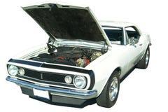 1967年camaro薛佛列汽车查出 库存照片
