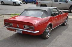 1967 Chevrolet Camaro antique car Royalty Free Stock Photos