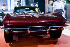 1967 Corvette Stingray - Grille - MPH Royalty Free Stock Photos