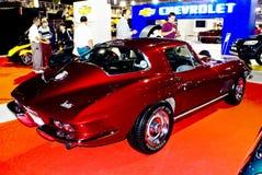 1967 Corvette Stingray - Rear - MPH Royalty Free Stock Image