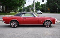 1967 de oldtimer van Chevrolet Camaro Stock Afbeeldingen