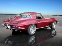 1967 de Steek Ray Coupe van het Korvet Royalty-vrije Stock Foto
