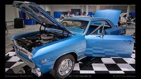 1967 L78 Chevelle Super Sport Royalty Free Stock Photo