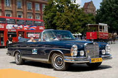 1967 Mercedes-Benz W112 Stock Photography