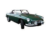 1967 MGB Royalty Free Stock Photo